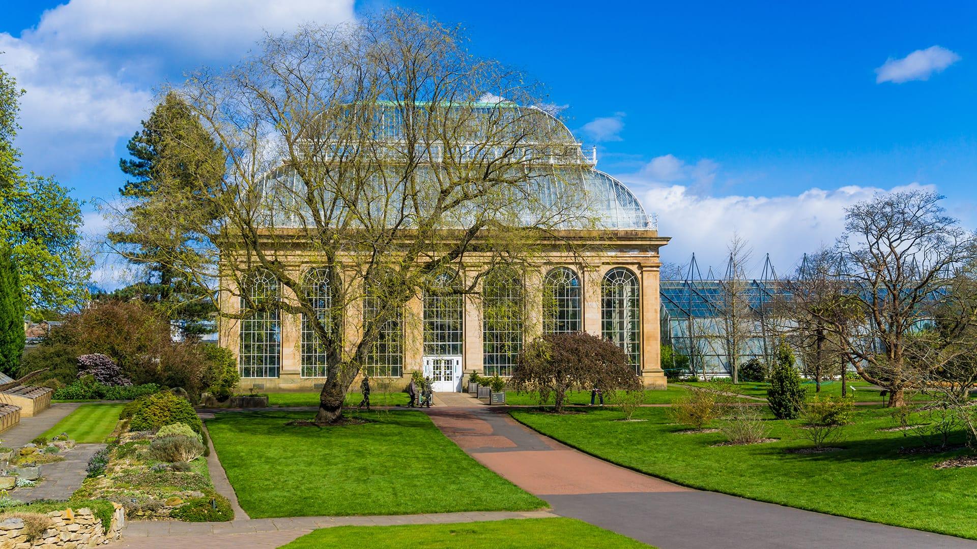 Botanic Gadens - Edinburgh